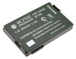 Аккумулятор AcmePower BP-208 (7.4V, min 650mAh, Li-ion) для Canon DC10/ DC100/ DC19/ DC20/ DC201/ DC21/ DC210/ DC211/ DC22/ DC220/ DC230/ DC40/ DC50/ DC95/ HR10/ MVX450/ MVX460